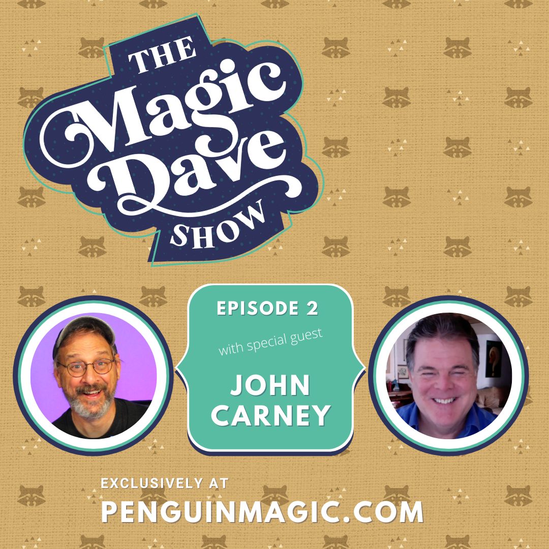 The Magic Dave Show by John Carney (MP4 Video Download)