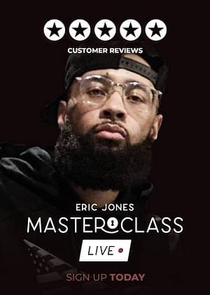 Masterclass Live Lecture by Eric Jones (Week 1) (MP4 Video Download)