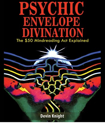 PSYCHIC ENVELOPE DIVINATION by Devin Knight