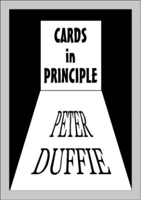 Cards in Principle by Peter Duffie (PDF Download)