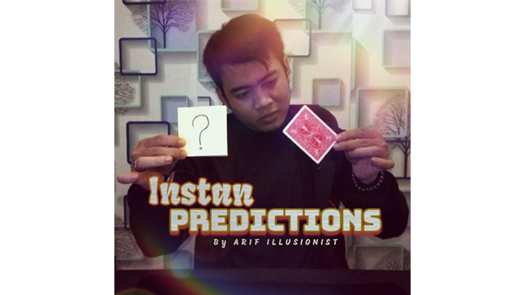 Instan Predictions by Arif Illusionist (MP4 Video Download)
