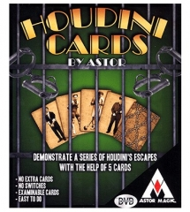 Astor - Houdini cards (MP4 Video Download)