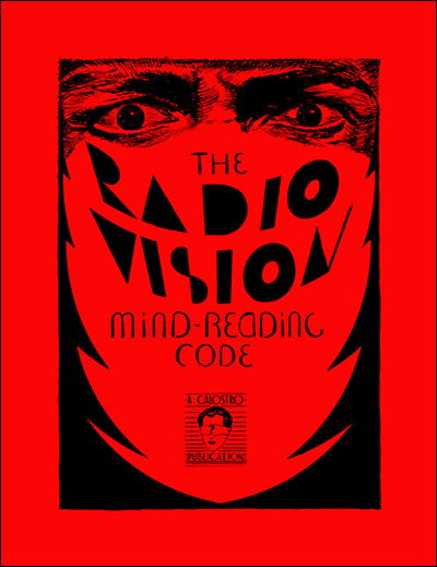 The New Radio-Vision Mind-Reading Code