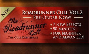 Roadrunner Cull Vol.2 Cull Continues by Kostya Kimlat