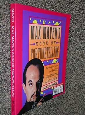 Max Maven - Book of Fortunetelling PDF