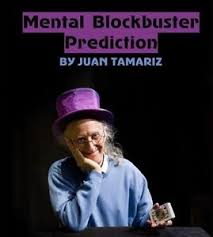 Juan Tamariz - Mental Blockbuster Prediction (PDF Download)
