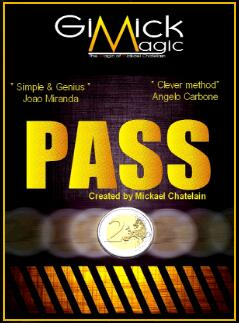 Pass by Mickael Chatelain original instruction