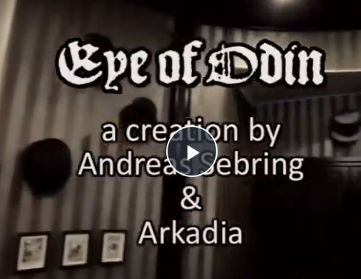 Eye of Odin by Andreas and Anders Sebring