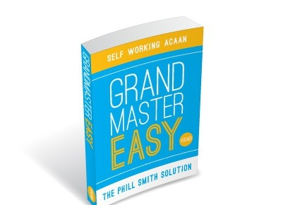 Grandmaster Easy by Phill Smith