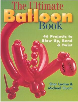 The Ultimate Balloon Book (PDF Download)
