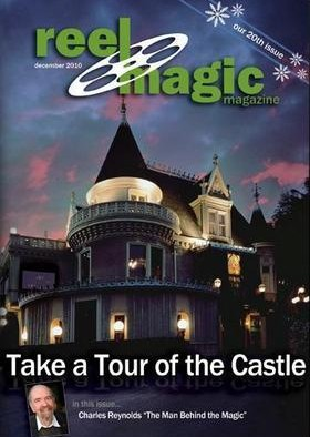 Reel Magic Episode 20(Take a Tour of the Castle)