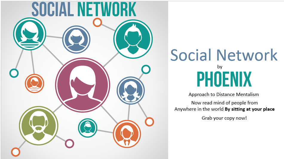 Social Network By Phoenix(Sam) (Instant Download)