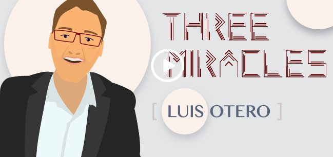 Three Miracles by Luis Otero