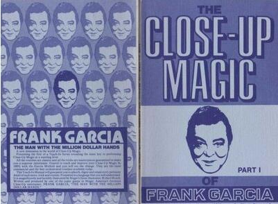 Frank Garcia - Close-Up Magic(1-2)