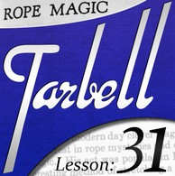 Tarbell 31: Rope Magic