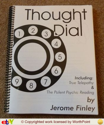 Jerome Finley - Thought Dial PDF