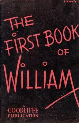 Billy McComb - The First Book of William PDF