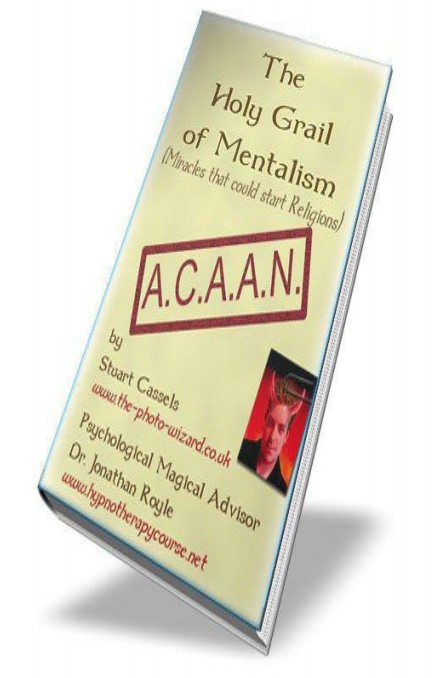 ACAAN - The Holy Grail Of Mentalism - Any Card At Any Number Berglas Effect