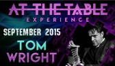 At the Table Live Lecture Tom Wright September 2nd 2015