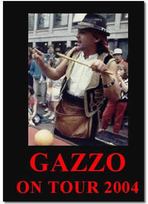 Gazzo - Gazzo on Tour 2004(1-2)