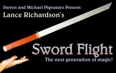 Lance Richardson - Sword Flight