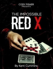 The Impossible Red X by Kent Cummins