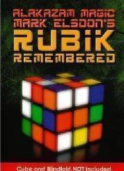 Mark Elsdon - Rubik Remembered