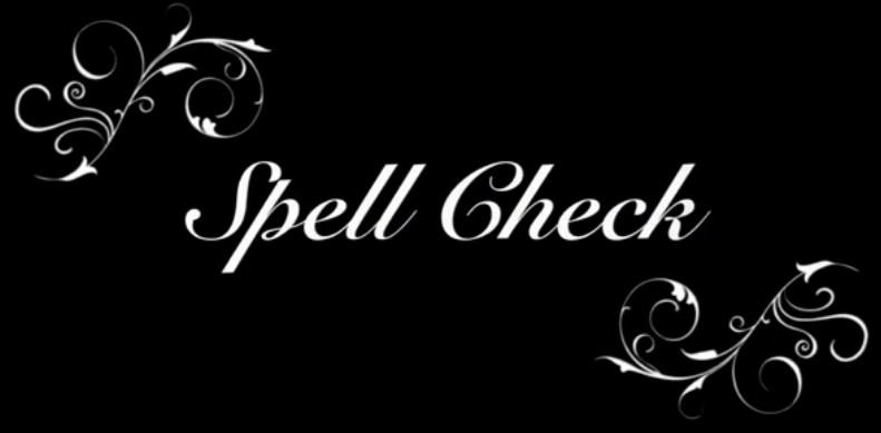 Spell Check by Michael O'Brien