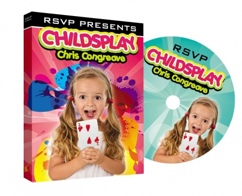 Childsplay by Chris Congreave, Gary Jones and RSVP Magic (video download)
