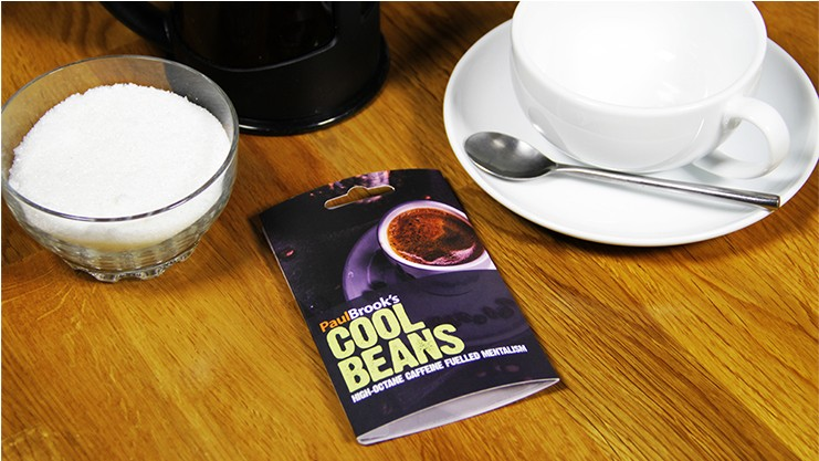 Cool Beans by Paul Brook (Video + PDF Download)