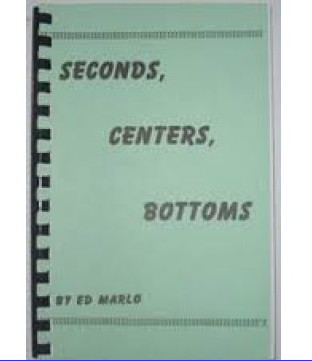 Ed Marlo - Seconds,Centers And Bottoms PDF