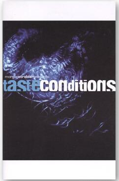 Morgan Strebler - Taste Conditions