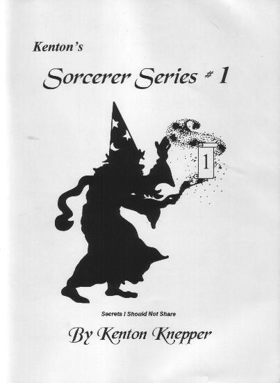 Kenton Knepper - Sorcerer Series 1