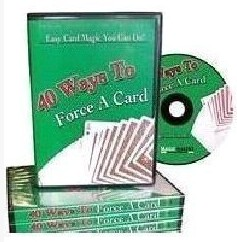 Gerry Griffin - 40 Ways To Force A Card