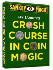Crash Course In Coin Magic by Jay Sankey (Original DVD Download)