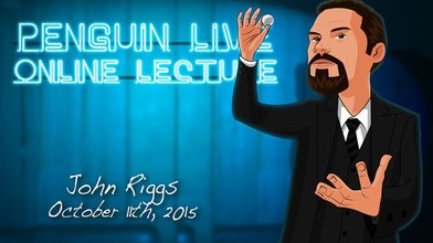Penguin Live Online Lecture - John Riggs