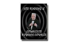 JOE RIDING`S COMPLETE PSYCHIC COURSE