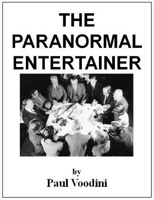 Paul Voodini - The Paranormal Entertainer (PDF Download)