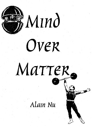 Alain Nu - Mind Over Matter