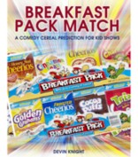 Breakfast Pack Match (Mentalism for Kids) by Devin Knight