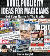 Novel Publicity For Magicians by Devin Knight (DRM Protected Ebook Download)