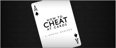 Daniel Madison - HTCAC(How To Cheat At Card)
