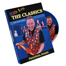 Kids Love the Classics by David Oakley DVD download