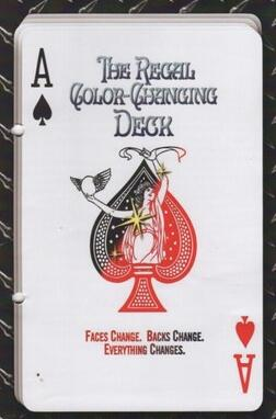 David Regal - Regal Color Changing Deck