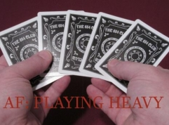 Playing Heavy by Steve Reynolds