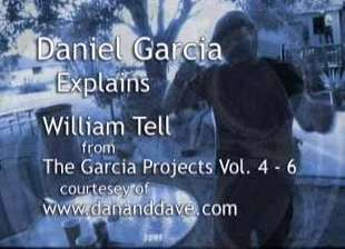 Daniel Garcia - William Tell