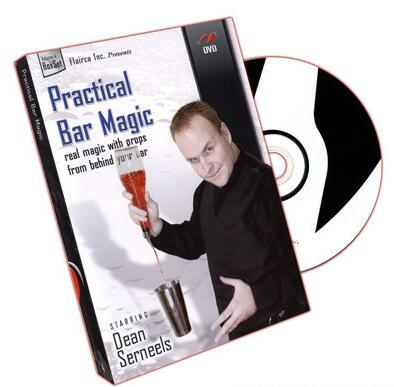 Practical Bar Magic by Dean Serneels