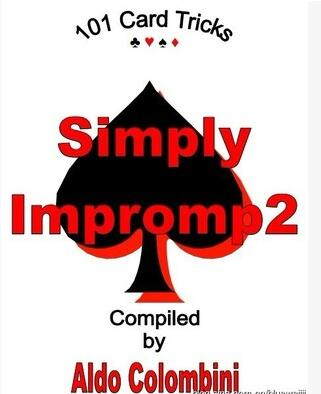 Aldo Colombini - Simply Impromp 2