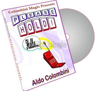 Aldo Colombini - Please Hold