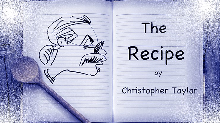 The Recipe by Christopher Taylor Mixed Media video+PDF